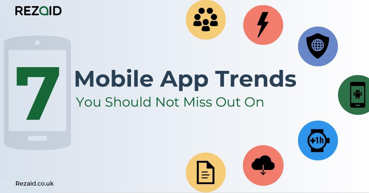 7 mobile aap trends