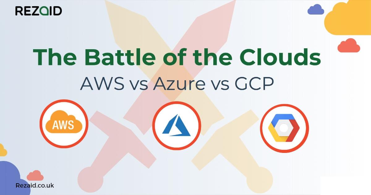 The Battle of the Clouds: AWS vs Azure vs Google Cloud Platform