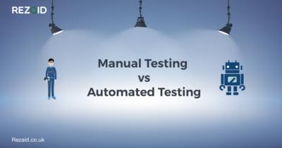 Manual vs Automated Testing