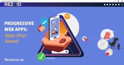 PWA Progressive Web Applications